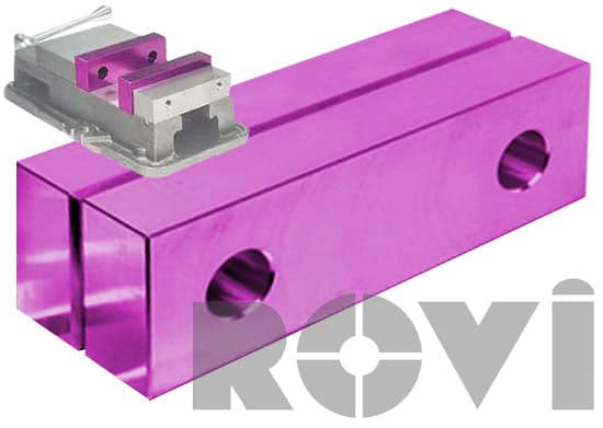 Rovi Purple Vice Jaws