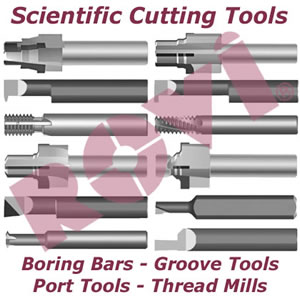 Scientific Cutting Tools